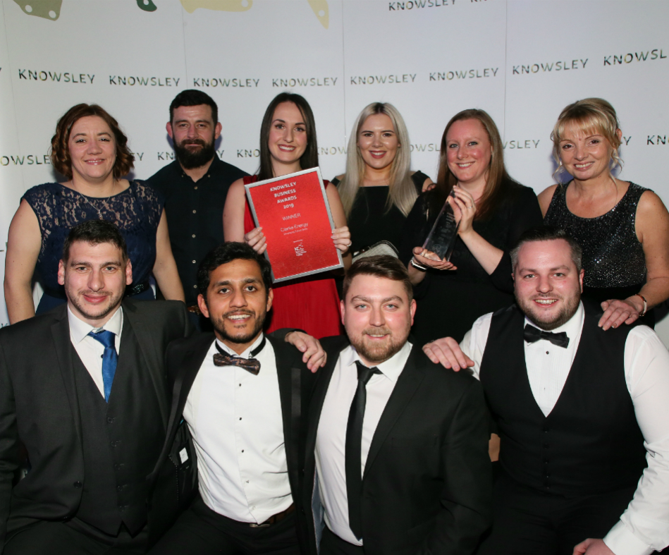 Clarke Energy winners of Developing Future Skills